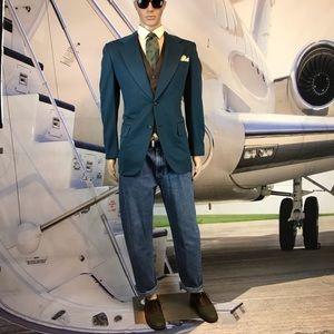 Vintage Blazer Moss&Co. all season men's size 40R